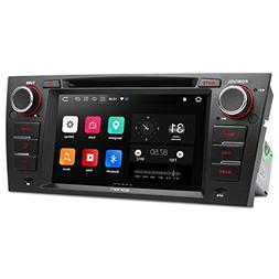 Single Din Car Stereo, Eonon 7 Inch 4GB RAM 32GB ROM Octa-Co