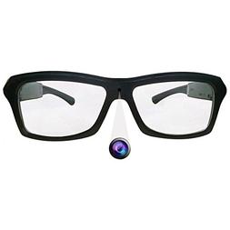 DATONTEN Glasses with Camera HD 1080P Video Recording Glasse