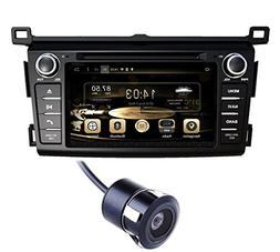 GPS Navigation Android 5.1.1 Capacitive Touch Screen Car DVD