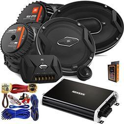 """JBL GTO 939 Premium 6x9"""" Co-Axial Speaker +  GTO609C Prem"""