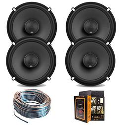 "J-B-L GTO629 Premium 180W 6-1/2"" Co-Axial Speaker + with"