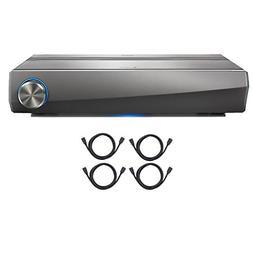 Denon HEOSAVRSR 5.1 Channel 100W HEOS Bluetooth Integrated A