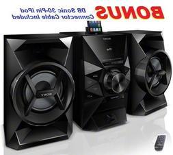 Sony 120 Watt Hi-Fi Stereo Sound System with MP3 CD Player,