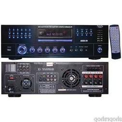 PYLE HOME PD1000A 1,000-Watt AM/FM Receiver with Built-in DV