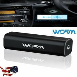 Mpow Home TV Stereo Ground Loop Noise Isolator Car Audio Sys