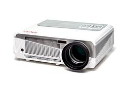 Savi - LED/LCD Indoor/Outdoor Projector, 1080p Resolution, 1