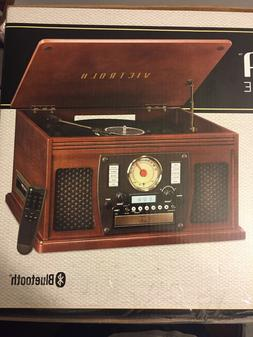Innovative Technology Victrola Classic 8-in-1 Turntable W/ B