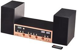 Innovative Technology ITCDS-5000-RSG Classic Retro Bluetooth