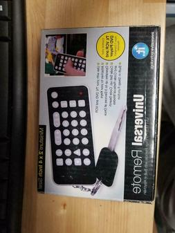 Innovative Technology Universal Remote Miniature 2x4 inch si