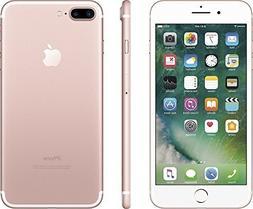 Apple iPhone 7 Plus, GSM Unlocked, 128GB - Rose Gold