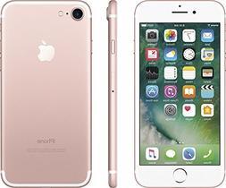 Apple iPhone 7 , GSM Unlocked, 128GB - Rose Gold