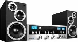 Innovative Technology ITCDS-5000 Classic Retro Bluetooth CD