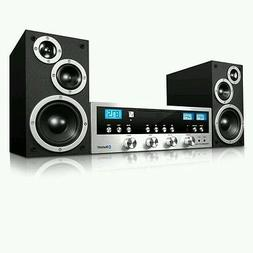 Innovative Technology ITCDS-5000 Stereo System Bluetooth CD