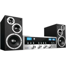 Innovative Technology ITCDS5000 Classic CD Stereo System wit