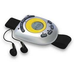 Jensen SAB-55A Audio Digital Am/Fm Stereo Armband Radio With