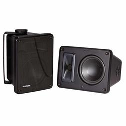 """Kicker KB6000 6.5"""" Full Range Indoor/Outdoor/Marine Speakers"""