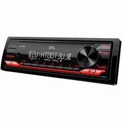 JVC KD-X260BT Digital Media Receiver Featuring Bluetooth/USB