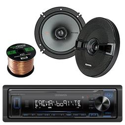 Kenwood Car Audio In Dash Bluetooth Stereo Digital MP3 Recei