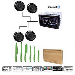 Kenwood DDX-372BT Double DIN Bluetooth In-Dash DVD/AM/FM Car