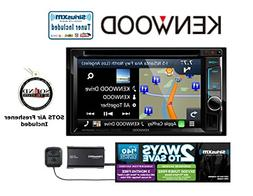 """Kenwood DNX573S 6.2"""" DVD Navigation System with SiriusXM SXV"""
