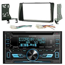Kenwood DPX302U Double Din CD MP3 Player Stereo Receiver Bun