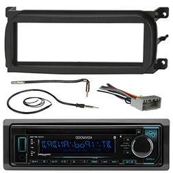 Kenwood KDCBT33 Bluetooth CD Car Stereo Audio Receiver - Bun