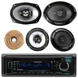 Kenwood KDCBT32 Car CD Player Receiver Bluetooth USB AUX Rad