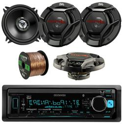 Kenwood KMM-BT322U Car Stereo Bluetooth USB/AUX Digital Medi