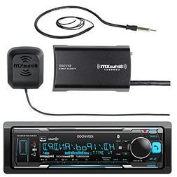 Kenwood Marine Boat Yacht Bluetooth USB AUX Audio Stereo Rec