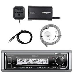 Kenwood Marine Digital Media Bluetooth Receiver, SiriusXM Sa