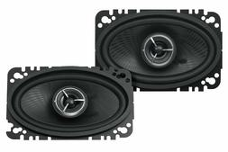 "Kenwood KFC-X463C Excelon 4x6"" 2-Way Speaker System - Pair"