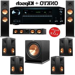 Klipsch RP-280F 7.1 Reference Premiere Home Theater System w
