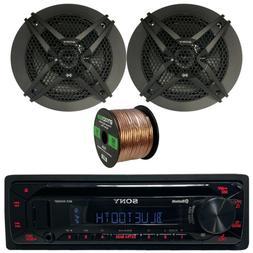 "KMM-BT325U Bluetooth Car Stereo Radio, Alpine 6.5"" Component"