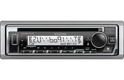 New KMR-D365BT Kenwood Marine Bluetooth CD/MP3 USB iPod iPho