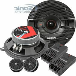 """Kicker KSS504 KSS50 5.25"""" Component system with 1"""" tweeters"""