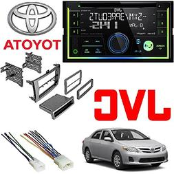 JVC KW-R930BTS 2-Din in-Dash Car Stereo CD Player w/Bluetoot