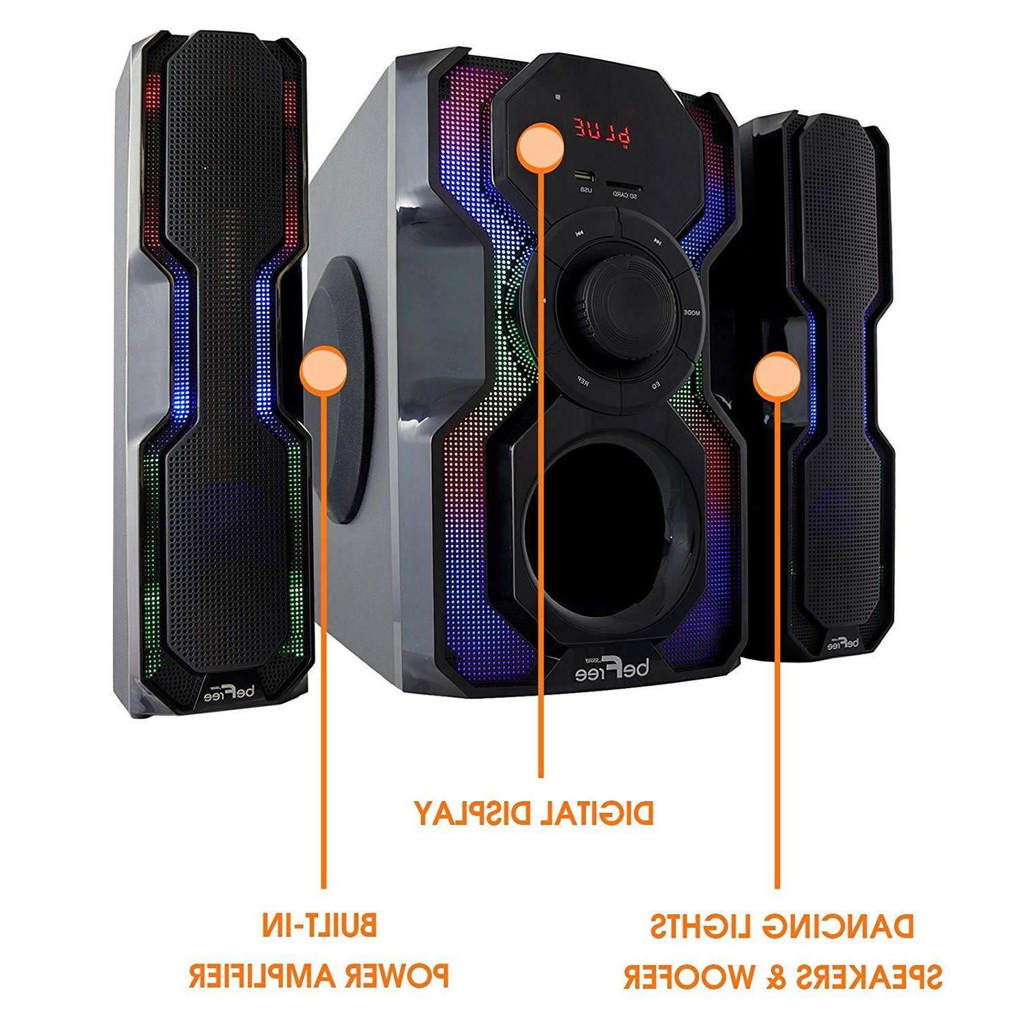BLUETOOTH STEREO SYSTEM with