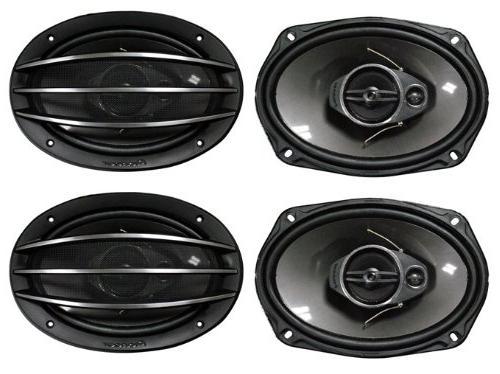 4 ts a6964r car speakers