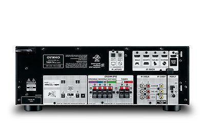 Onkyo 5.1-Channel Theater Receiver/Speaker Package *HTS3900