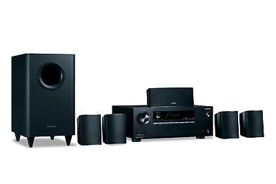 5 1 channel home theater receiver speaker