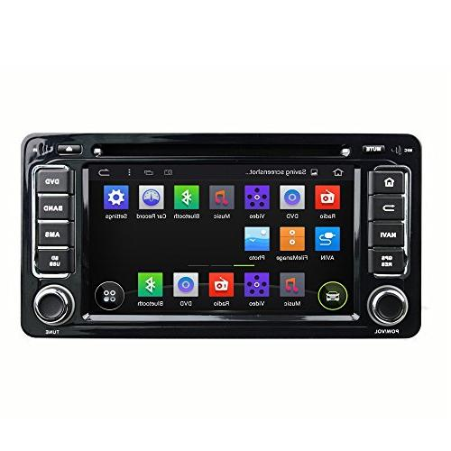 6.2 Inch TFT Touchscreen Monitor Car GPS Navigation System f