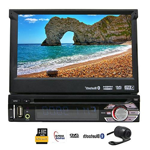 7 touch car stereo