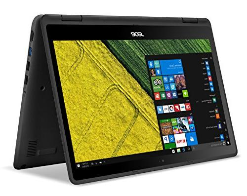 """Acer Spin 5, 13.3"""" Full HD Touch, 7th Gen Intel Core i5, 8GB"""