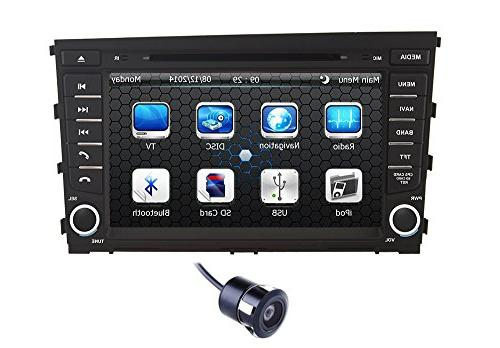 Crusade for Hyundai Mistra 2013- Car GPS Navigation System w