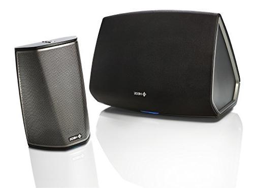 Denon HEOS 1 + 5 Wireless Multiroom Digital Music System, Bl