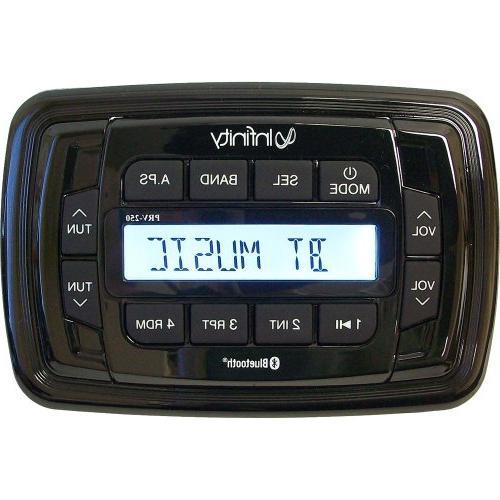 Infinity AM/FM/USB Bluetooth Multimedia Stereo INFPRV250