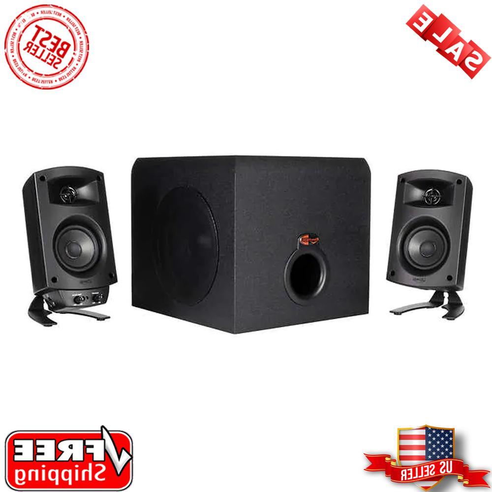 Klipsch ProMedia 2.1 THX Certified Speaker System