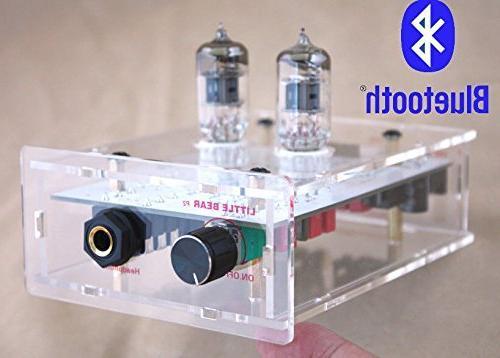 Nobsound® Audio Receiver Bluetooth Transparent Chassis valv