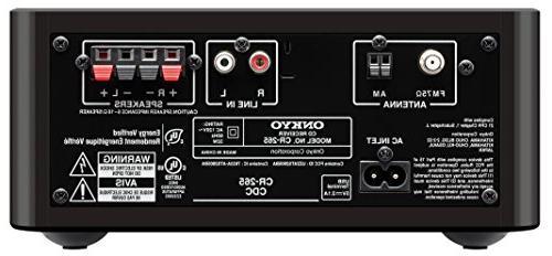 Onkyo CS-265 CD Mini System