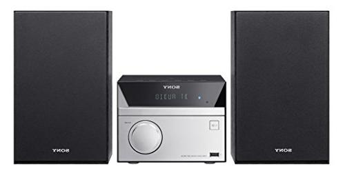 Sony Micro Hi-Fi Stereo Sound System with Bluetooth Wireless
